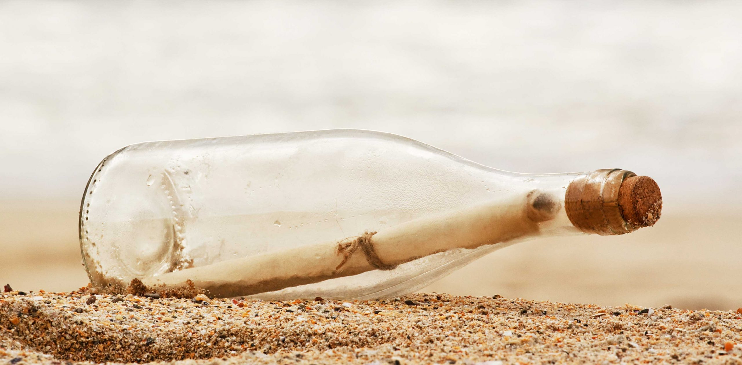 Intellimail-message-in-a-bottle