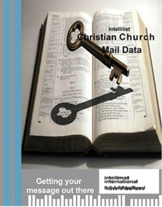 church database marketing list